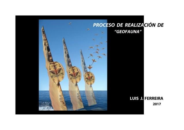 1. La presente construcción fotográfica se lleva a cabo me- diante el uso de una foto tomada desde una embarcación a un de...