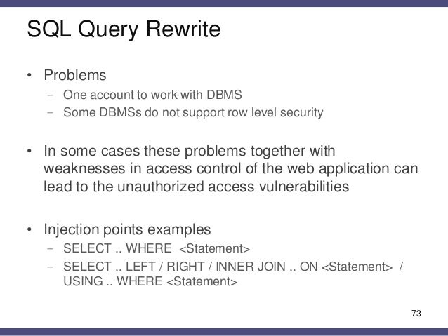 points of logical vulnerability Business logic vulnerability from owasp jump to: navigation, search this page contains draft content that has never been finished please help owasp update this content see fixme this is a vulnerability to view all vulnerabilities, please see the vulnerability category page.