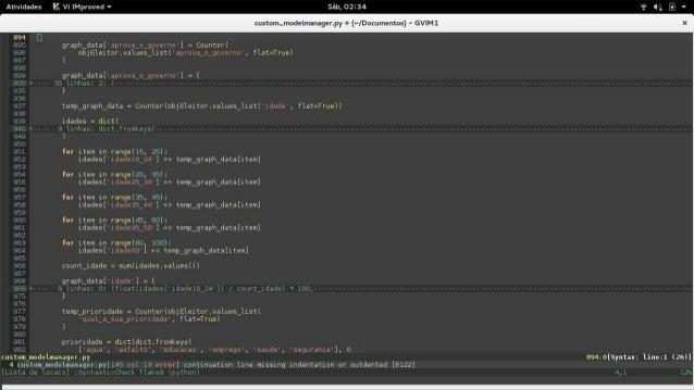 + Coesão Desenvolver estruturas de código especialistas ao máximo naquilo que fazem e que colaboram entre si para o funcio...