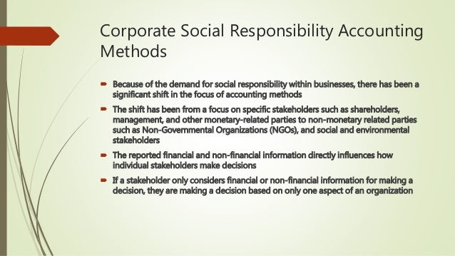 corporate social responsibility and stakeholder theory Corporate social responsibility (csr) is a business management concept that  originated  medium enterprises (smes), stakeholder theory, social capital  theory.