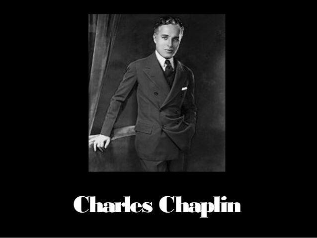 Charles ChaplinCharles Chaplin