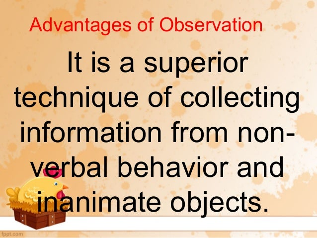 nonverbal and verbal observation Nonverbal behavior and nonverbal communication: what do conversational hand gestures tell us robert m krauss, yihsiu chen, and purnima chawla.