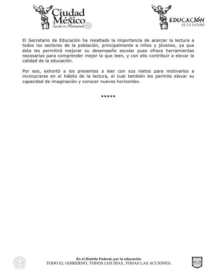 Reciben adultos mayores de Venustiano Carranza acervo bibliográfico Slide 2