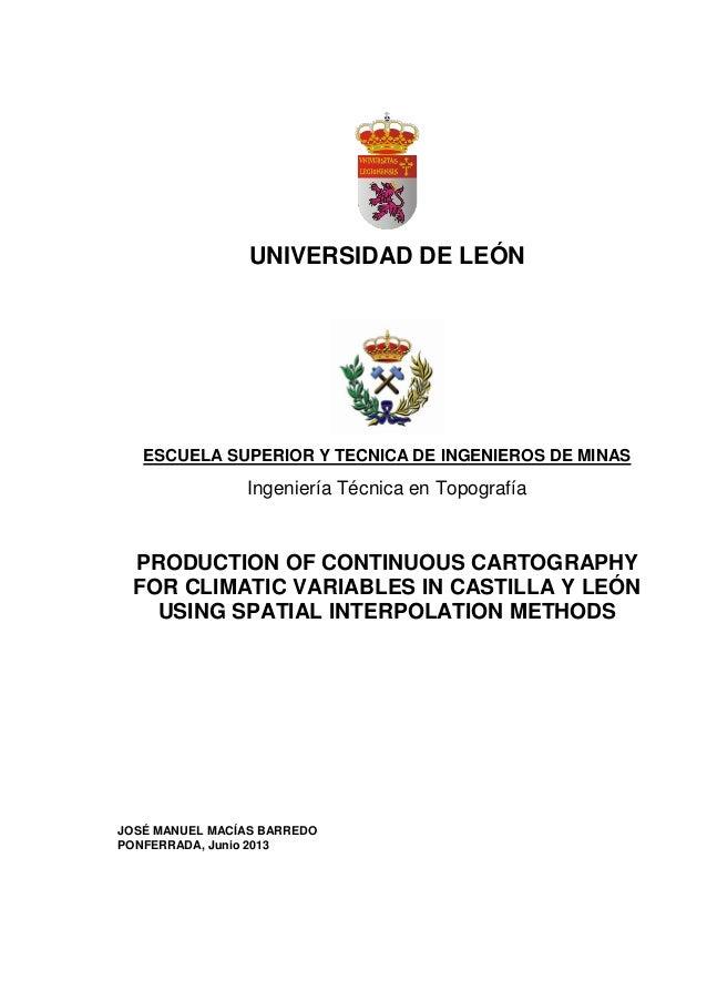 Phd thesis gis