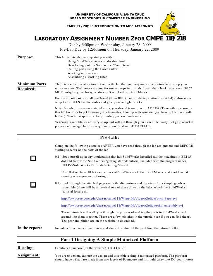 UNIVERSITY OF CALIFORNIA, SANTA CRUZ                            BOARD OF STUDIES IN COMPUTER ENGINEERING                  ...