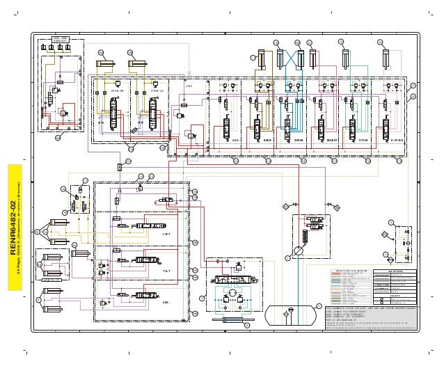 262058598 diagrama-hidraulico-416 e
