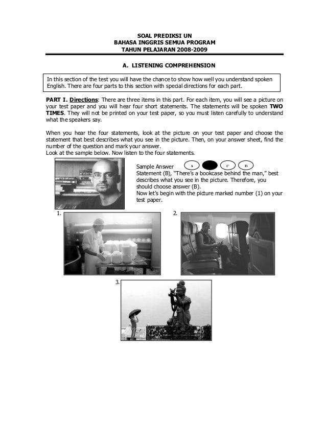 26236685 Soal Latihan Ujian Nasional Smk Paket 6 1