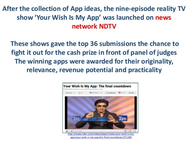 Nokia India - Your Wish is My App | Social Media Campaign|