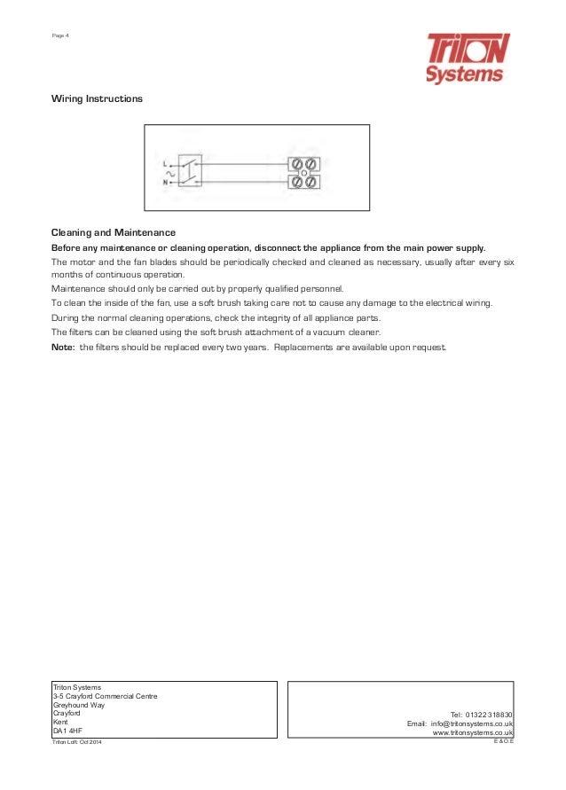 Tritonanti condensationdatapack 24 wiring instructions publicscrutiny Choice Image