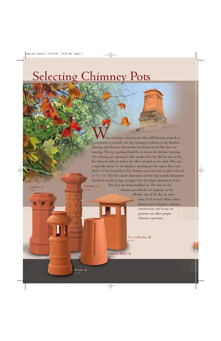 Chimeny Pots