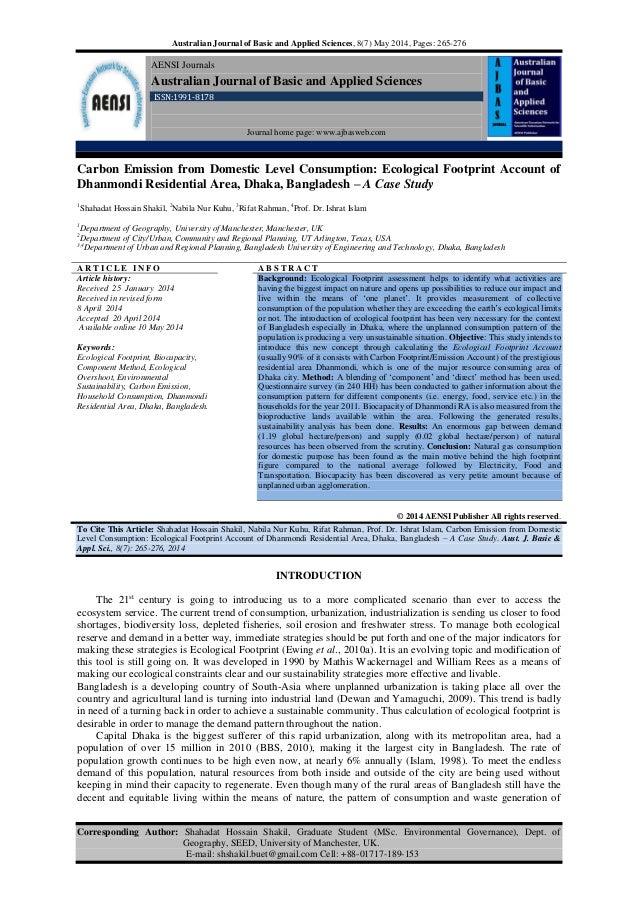 Australian Journal of Basic and Applied Sciences, 8(7) May 2014, Pages: 265-276 AENSI Journals Australian Journal of Basic...