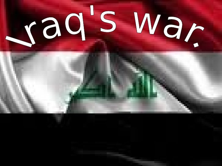 Basic information: • Date : March 20, 2003 – Present • Location : Iraq • Status : Conflict ongoing   – Invasion of Iraq   ...