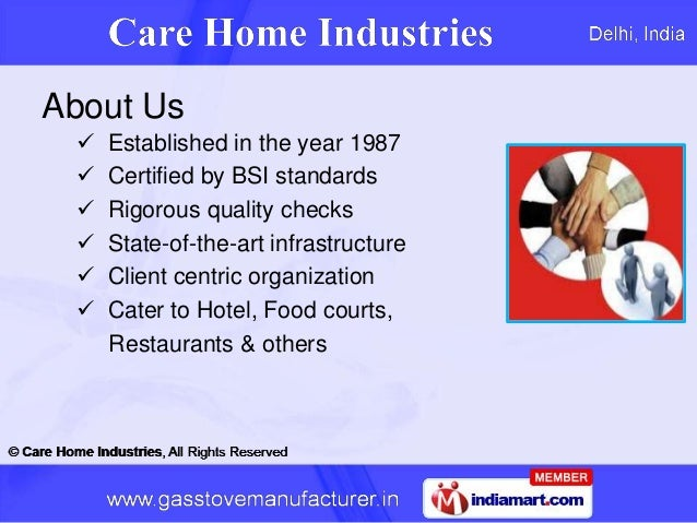 Two Burner Gas Stove by Care Home Industries New Delhi Slide 2