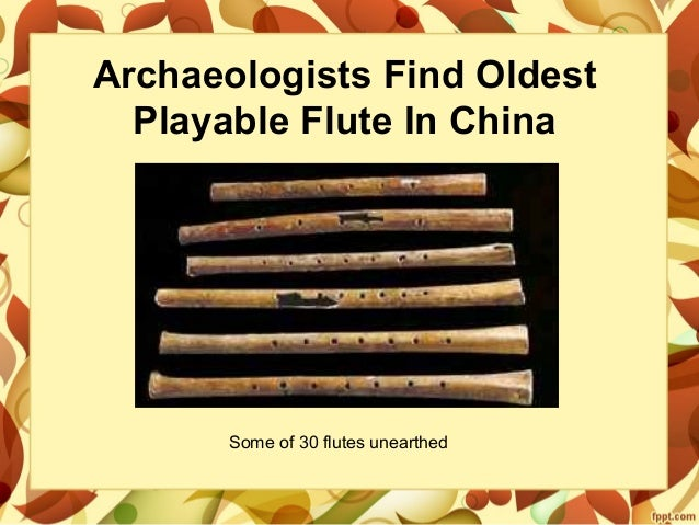 Chinese Traditional Music (School Presentation 2013)