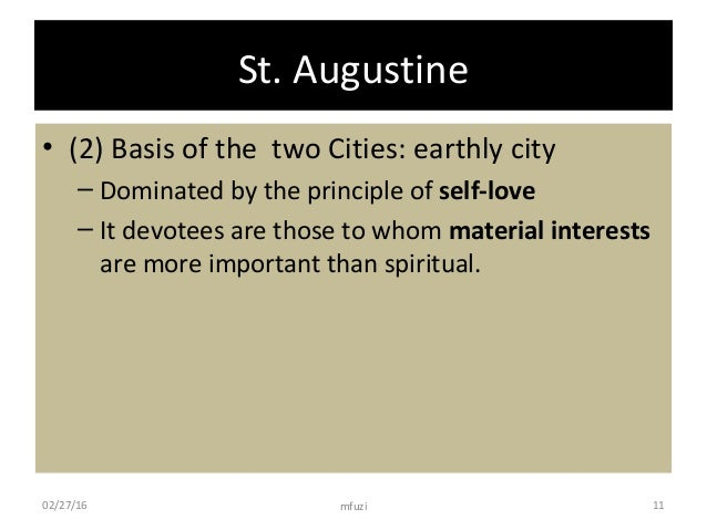 What is the relationship between Augustine and Time?