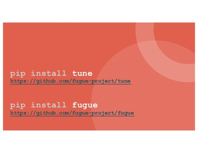Intuitive & Scalable Hyperparameter Tuning with Apache Spark + Fugue Slide 3