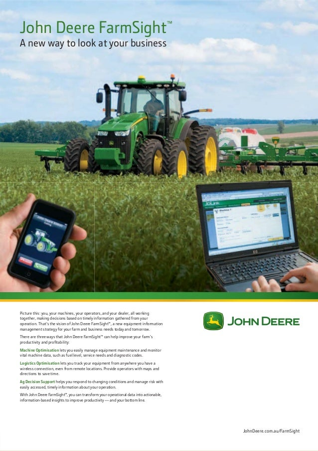 Spaa precision agriculture in practise ii book in case studies johndeerefarmsight 12 a fandeluxe Choice Image