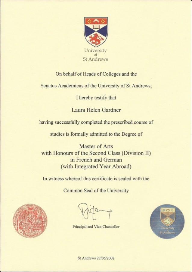 certificate ma slideshare upcoming