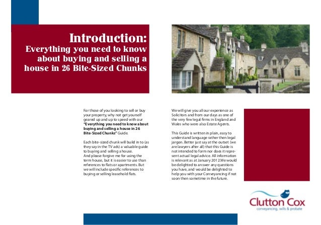 Conveyancing in 26 bite sized chunks e book solutioingenieria Image collections