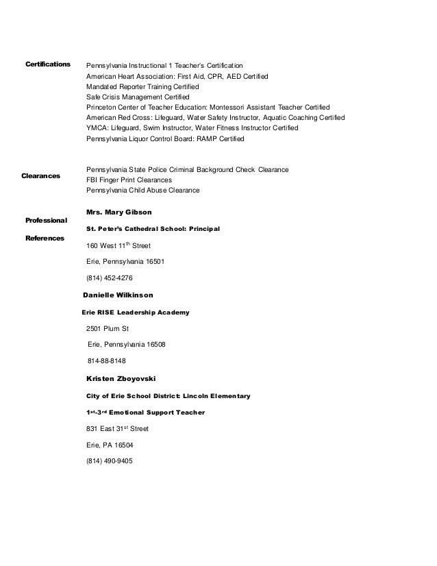 Emily C Durovchic Resume