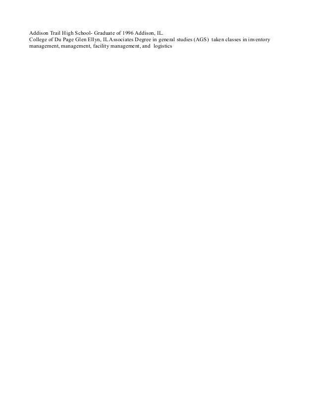 Distribution supervisor cover letter