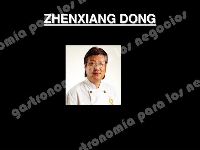 26 chefs asiaticos Slide 2