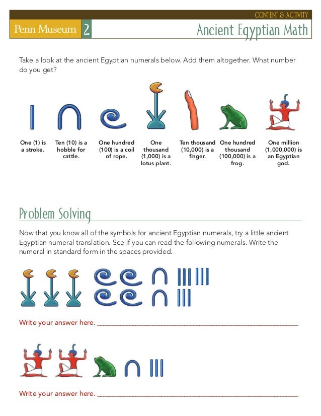 Ancient Egypt For Students