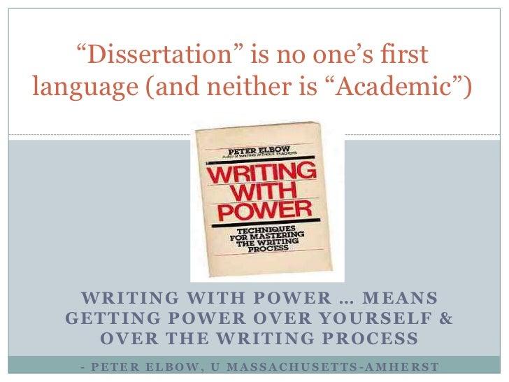 Berkeley dissertation writing workshop