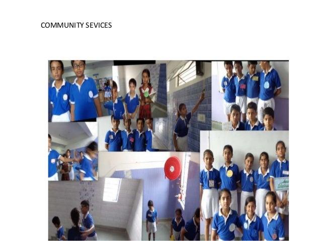 COMMUNITY SEVICES