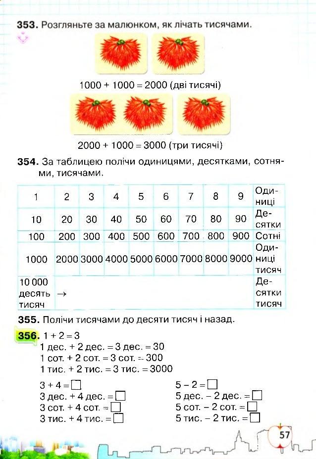 4-в Клас Математика ГДЗ