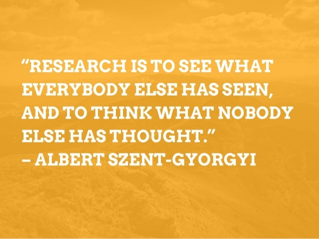 Quotes On Research Alluring 26 Quotes To Inspire Market Research Success