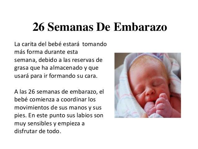 26 semanas de embarazo c mo se encuentra el beb tras 26 semanas de - Cuanto debe pesar un bebe de 4 meses ...