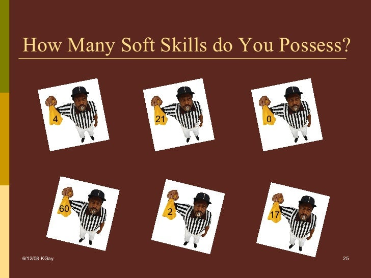 what skills do you possess