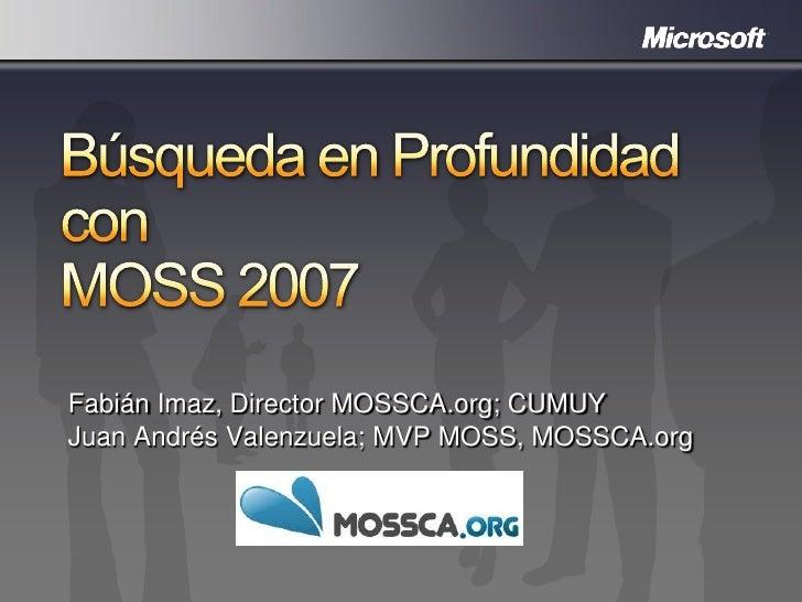 SharePoint Server 2007 Feature Areas Mejora en la Relevancia Experiencia de Usuario Mejorada Acceso a Data Esctructurada &...