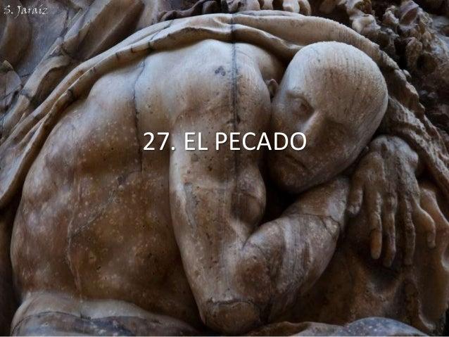 27. EL PECADO