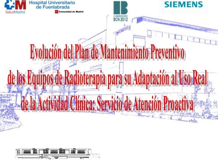 EL HOSPITAL     • Ubicación: Fuenlabrada.     • Población: 250.000 (de los       municipios de Fuenlabrada,       Humanes ...