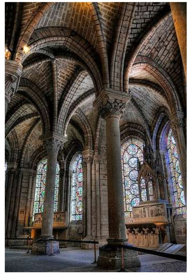 Decorao gotica gtico suave na decorao facciata della for Casa di architettura gotica