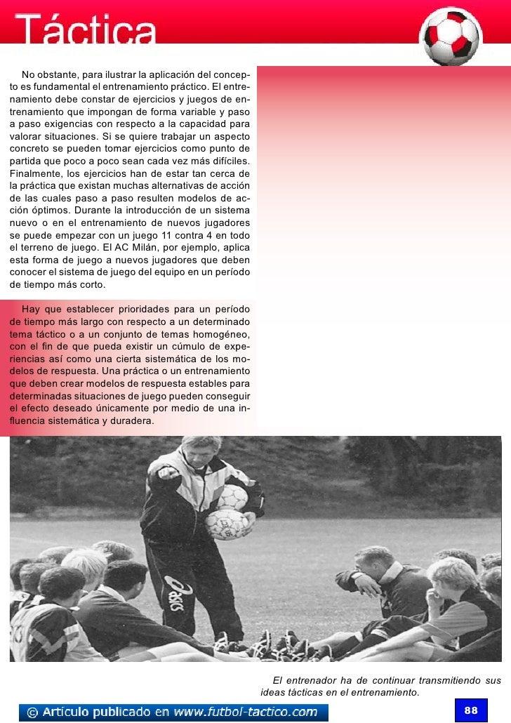 No obstante, para ilustrar la aplicación del concep-      El entrenador puede aplicar diferentes métodos deto es fundament...