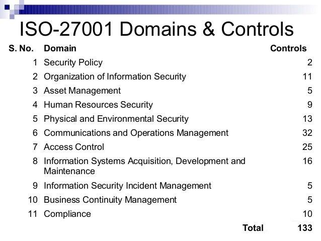 Standard pdf 27001 iso