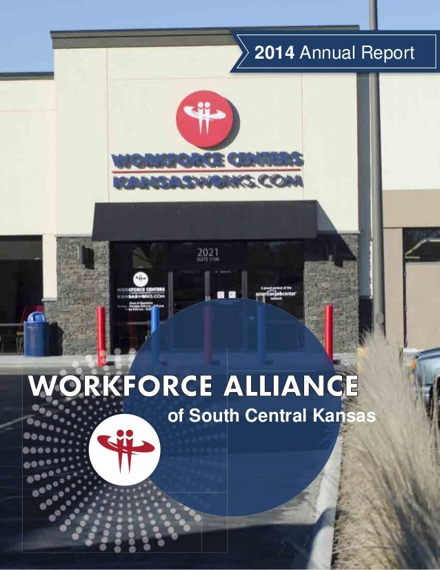 2014 Annual Report of South Central Kansas