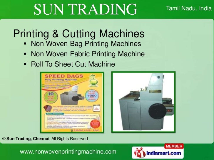 Exclusive Handmade Bags & Packaging machines by Sun ...