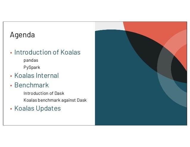 Koalas: How Well Does Koalas Work? Slide 3