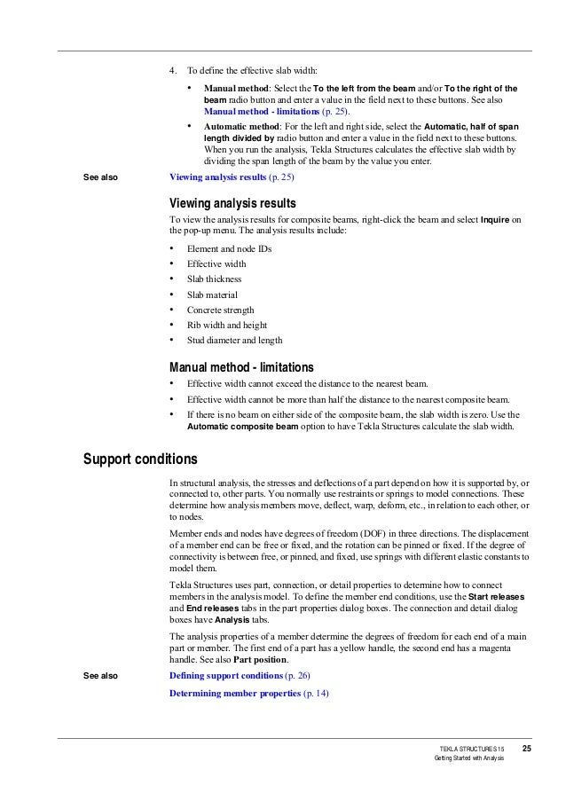 271083916 tekla-15-analysis-manual