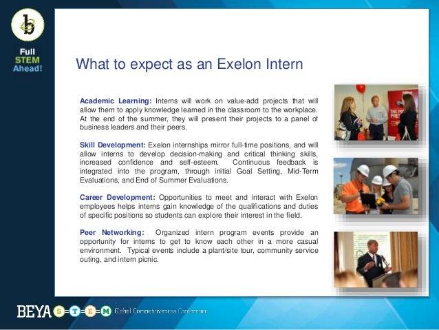 Exelon career opportunities