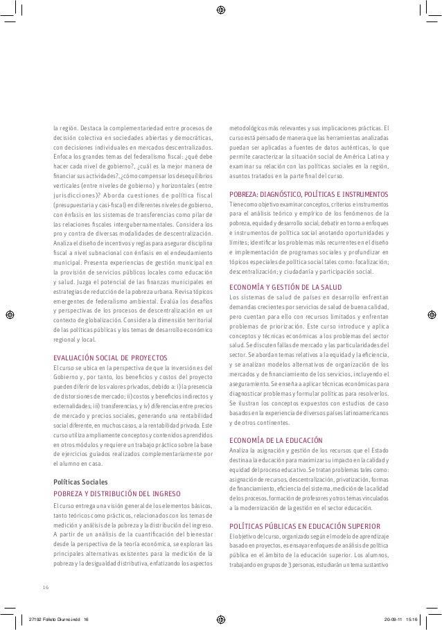 16 metodológicos más relevantes y sus implicaciones prácticas. El curso está pensado de manera que las herramientas analiz...