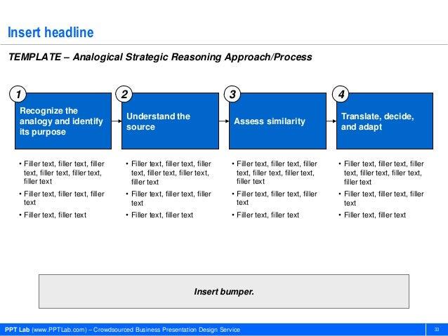 strategic reasoning definition