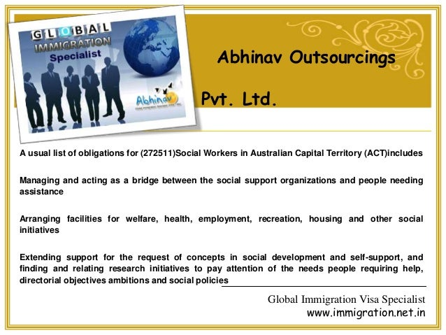 272511 social worker immigration services to australian capital territory (act) Slide 3
