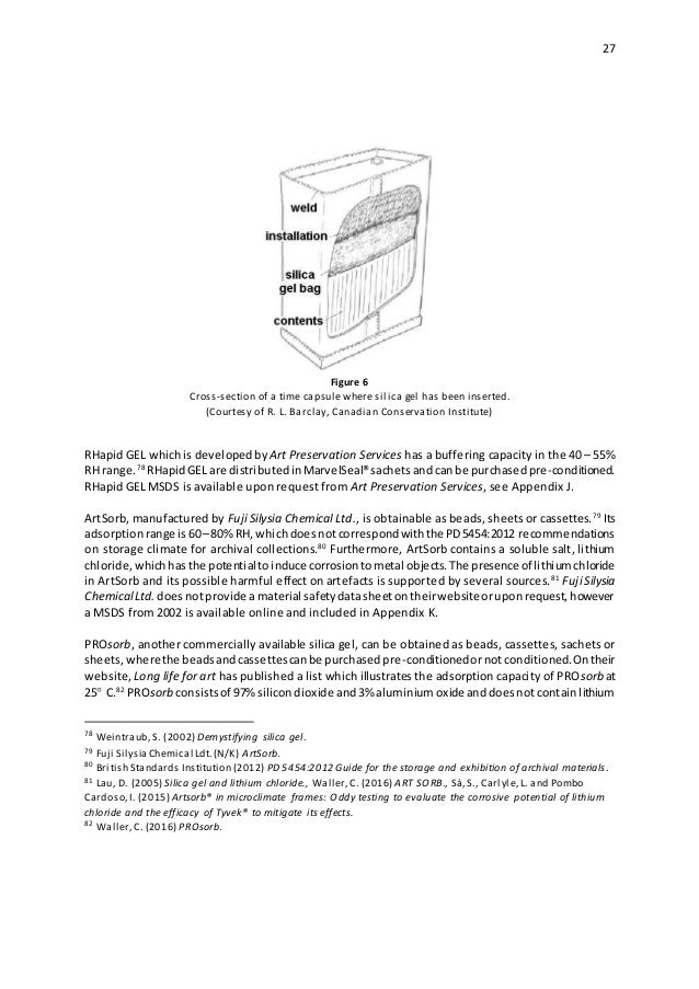 Dissertation for Preventive Conservation MA at Northumbria University…