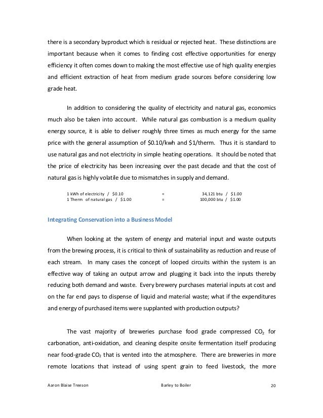 boiler thesis Final thesis report condensing boiler investigation this thesis shows the viability of three potential mechanical system redesigns or.