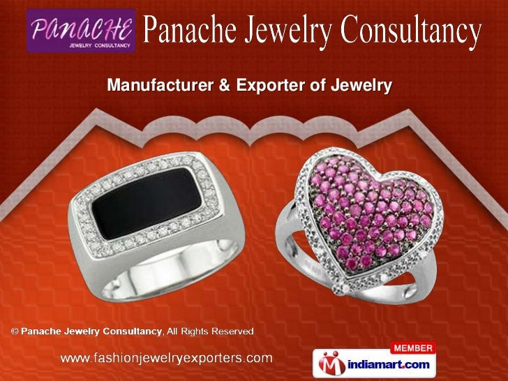 Manufacturer & Exporter of Jewelry